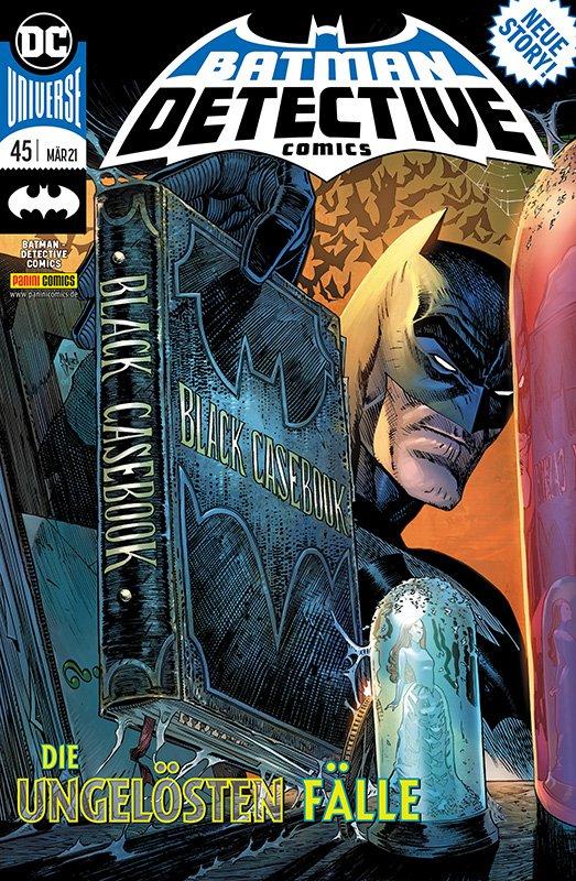 Batman – Detective Comics (Rebirth) 45