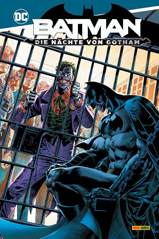 Batman: Die Nächte von Gotham auf 333 Ex. lim. HC