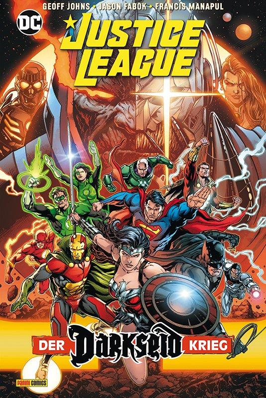 Justice League: Der Darkseid-Krieg