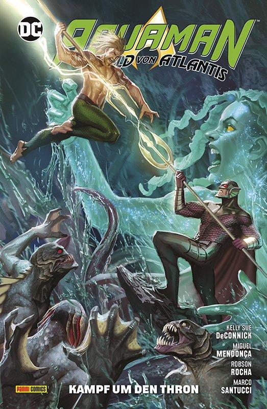 Aquaman – Held von Atlantis 4: Kampf um den Thron