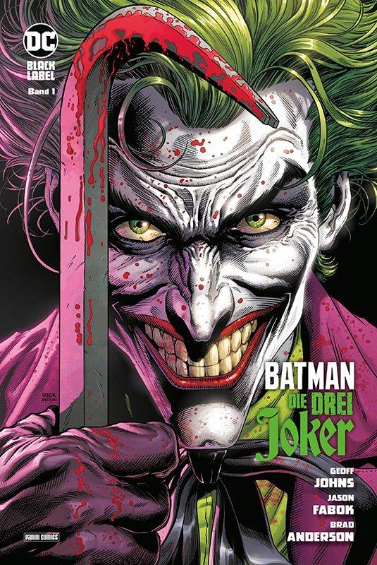 Batman: Die drei Joker 1 (von 3)