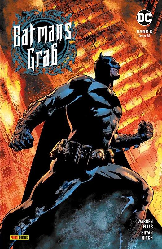 Batmans Grab 2 (von 2)
