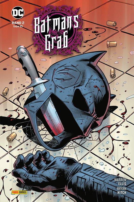 Batmans Grab 2 (von 2) auf 333 Ex. lim. Hardcover