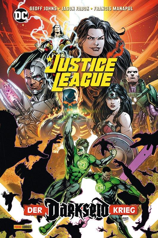 Justice League: Der Darkseid-Krieg auf 111 Ex. lim. Hardcover