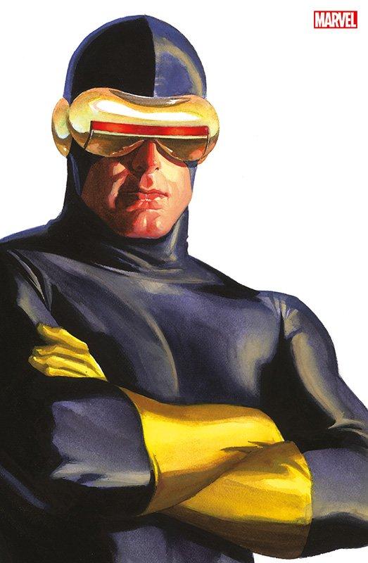 X-Men (2020) 11 Alex Ross auf 777 Ex. lim. Variant