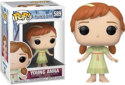 Funko Pop! – Frozen 2 – Young Anna