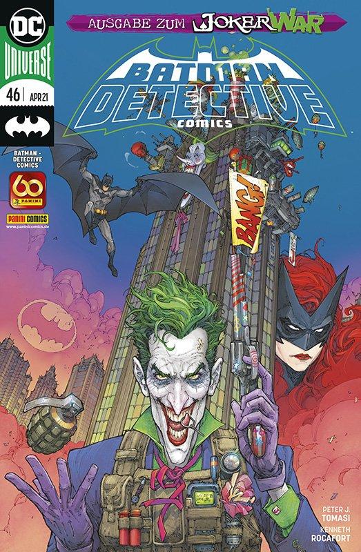 Batman – Detective Comics (Rebirth) 46