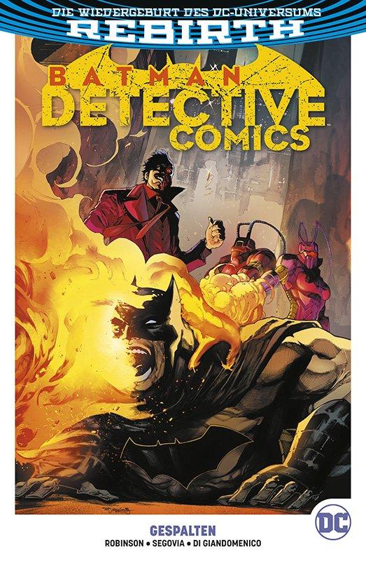 Batman: Detective Comics (Rebirth) PB 9: Gespalten
