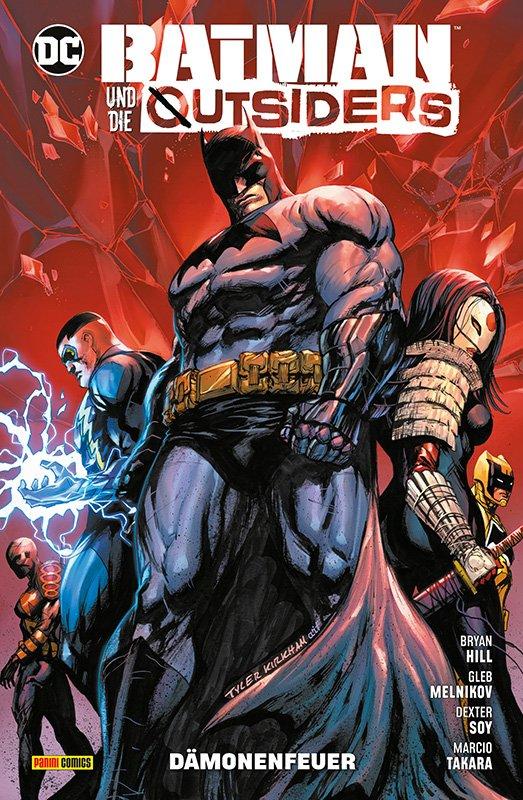 Batman und die Outsiders 3 (von 3): Dämonenfeuer
