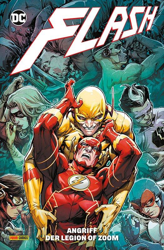 Flash (Rebirth) 16: Angriff der Legion of Zoom