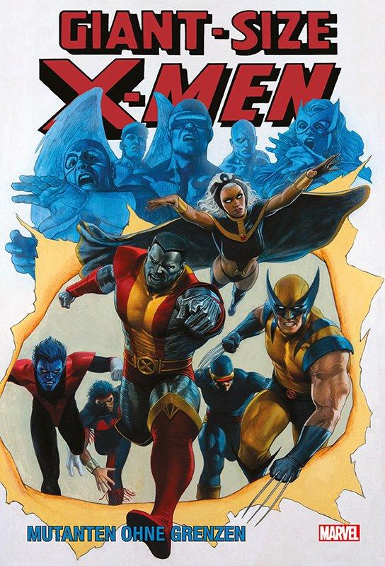 Giant-Size X-Men: Mutanten ohne Grenzen