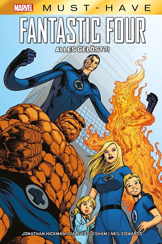 Marvel Must-Have: Fantastic Four – Alles gelöst?!