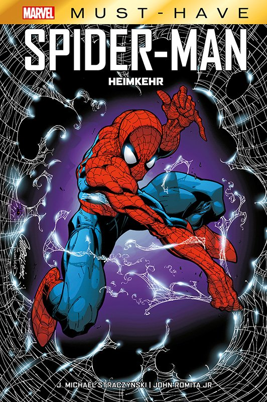 Marvel Must-Have: Spider-Man – Heimkehr