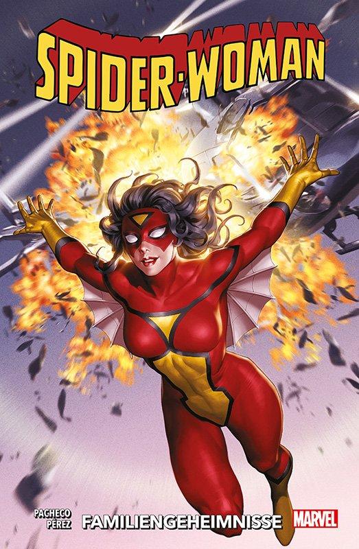 Spider-Woman (2020) 1:Familiengeheimnisse