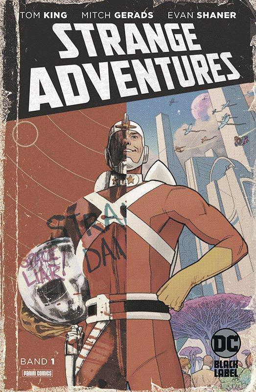 Strange Adventures 1 (von 2) (SC)