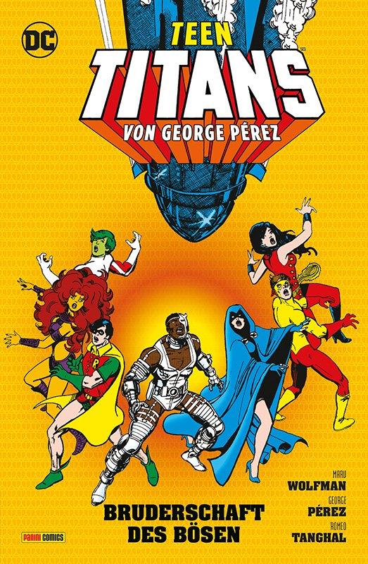 Teen Titans von George Pérez 2: Die Bruderschaft des Bösen