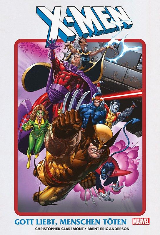 X-Men: Gott liebt, Menschen töten