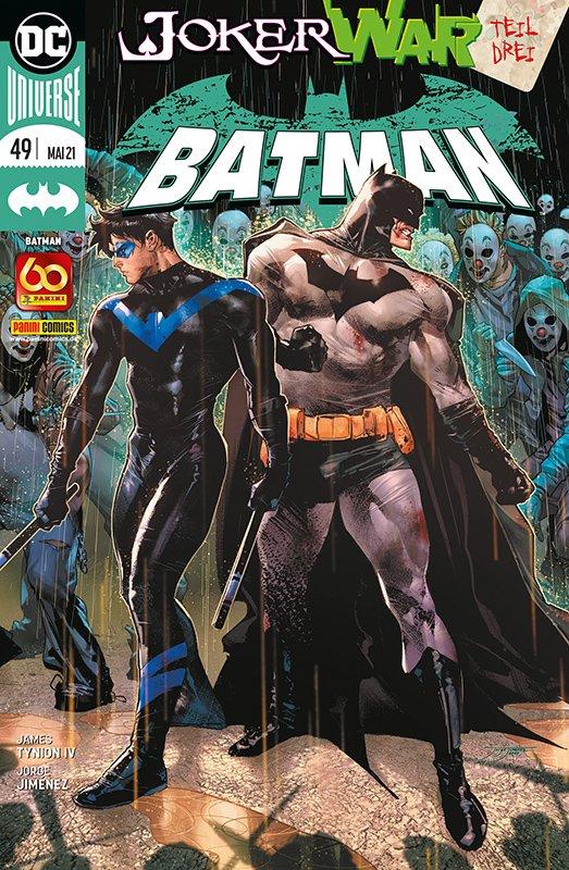 Batman (Rebirth) 49