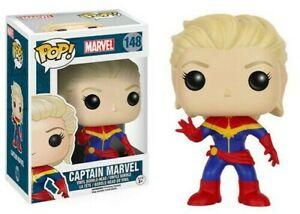 Funko Pop! – Marvel – Captain Marvel Unmasked