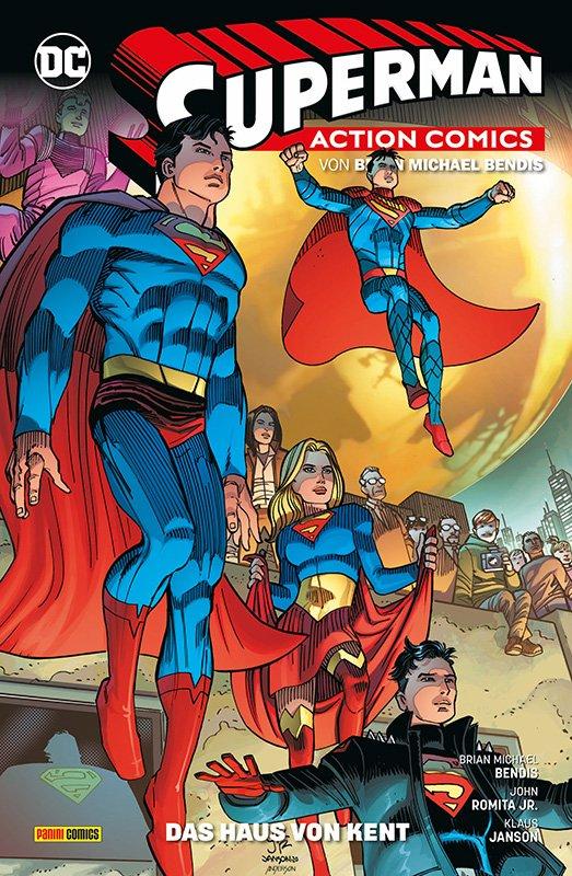 Superman – Action Comics (2019) 5: Das Haus von Kent