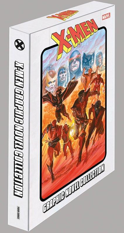 X-Men Graphic Novel Collection auf 444 Ex. lim. Hardcover