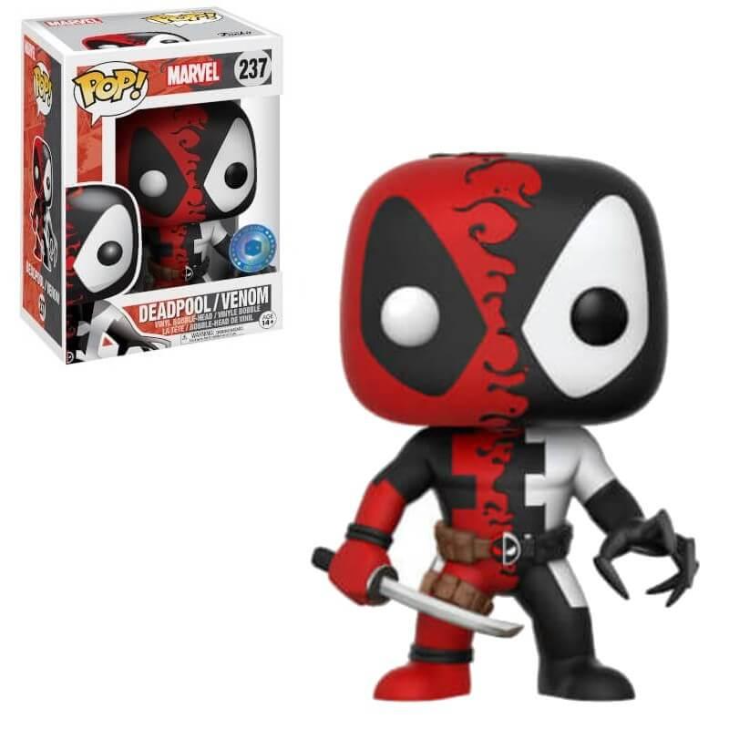 Funko Pop! Marvel – Venomized Deadpool – PiaB Exclusive 9cm
