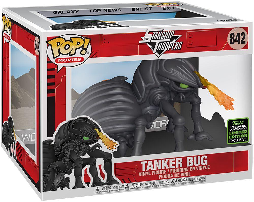 Starship Troopers POP! Movies Vinyl Figur Tanker Bug (Super Pop!) (ECCC 2020) 18cm