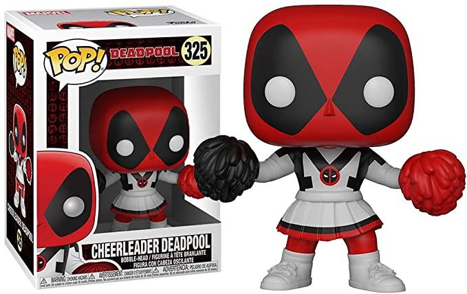 Funko Pop! Marvel – Cheerleader Deadpool – Special Edition 9cm