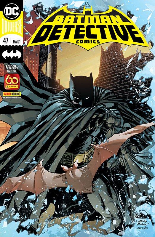 Batman – Detective Comics (Rebirth) 47