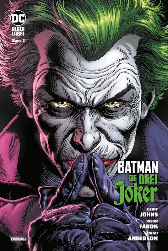 Batman: Die drei Joker 2 (von 3)