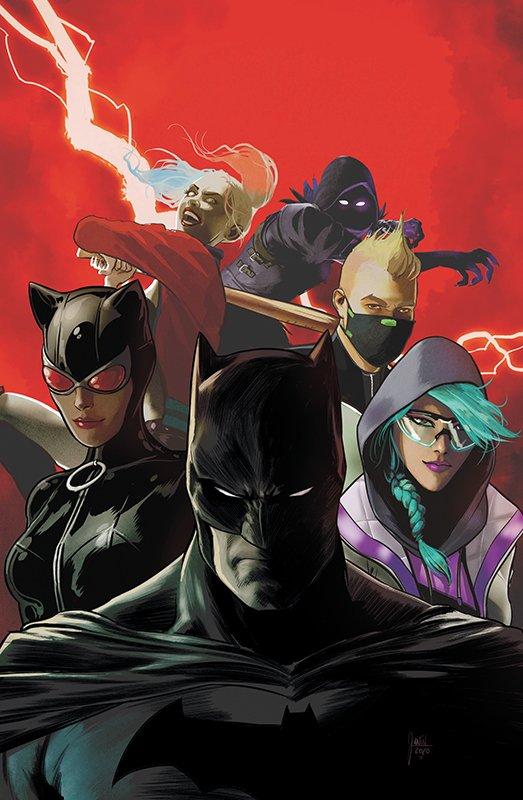 Batman/Fortnite 1 Variant