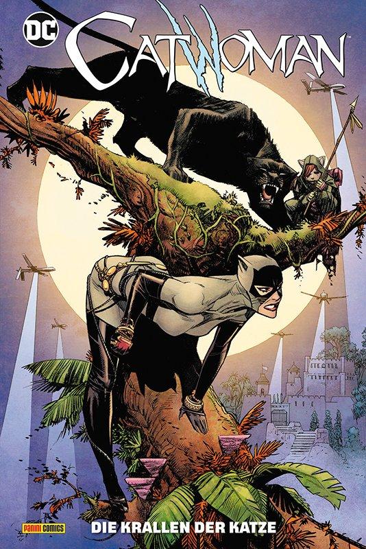 Catwoman (2019) 4: Die Krallen der Katze