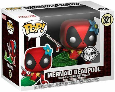 Funko Pop! Marvel – Deadpool – Exclusive 9cm