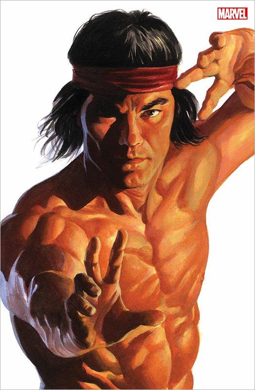 X-Men (2020) 15 Alex Ross Variant (777)