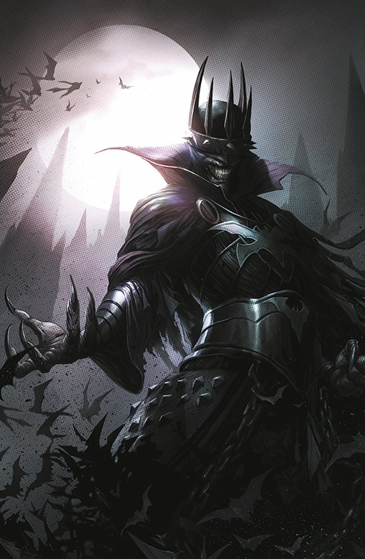 Batman: Death Metal 2 (von 7) Variant A (999)