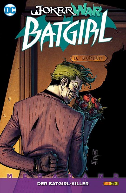 Batgirl (Rebirth) Megaband 5: Der Batgirl-Killer