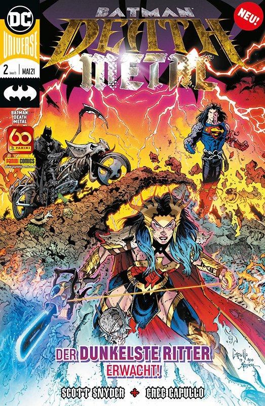 Batman: Death Metal 2 (von 7)