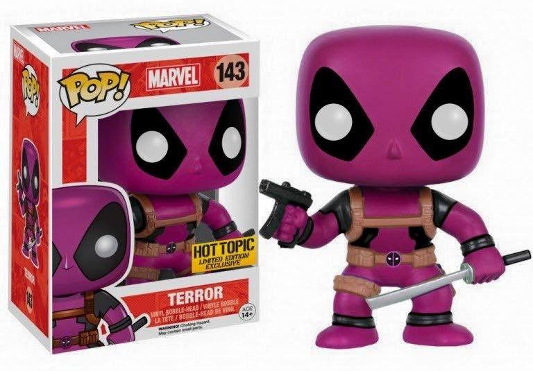 Funko Pop! Marvel – Terror (Deadpool) – Exclusive 9cm