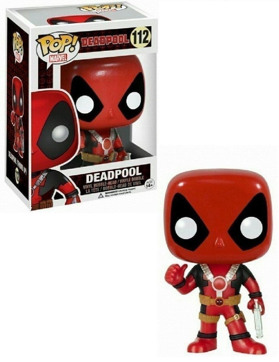 Funko Pop! Marvel – Deadpool Thumbs up – 9cm
