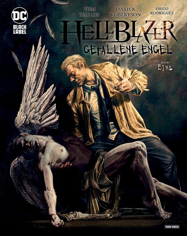 Hellblazer: Gefallene Engel 1 (von 3) HC-Variant (333)