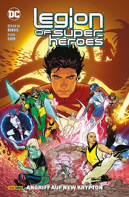 Legion of Super-Heroes (2020) 2: Angriff auf New Krypton