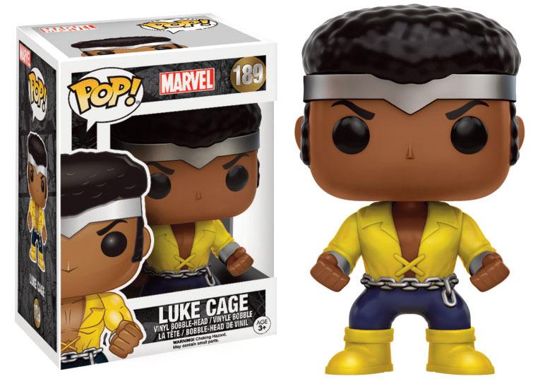Funko Pop! Marvel – Luke Cage – Exclusive 9cm