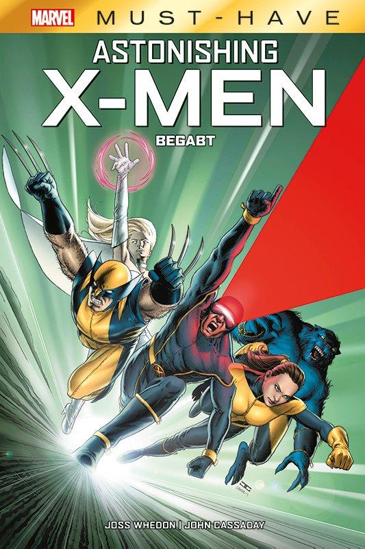 Marvel Must-Have – Astonishing X-Men – Begabt