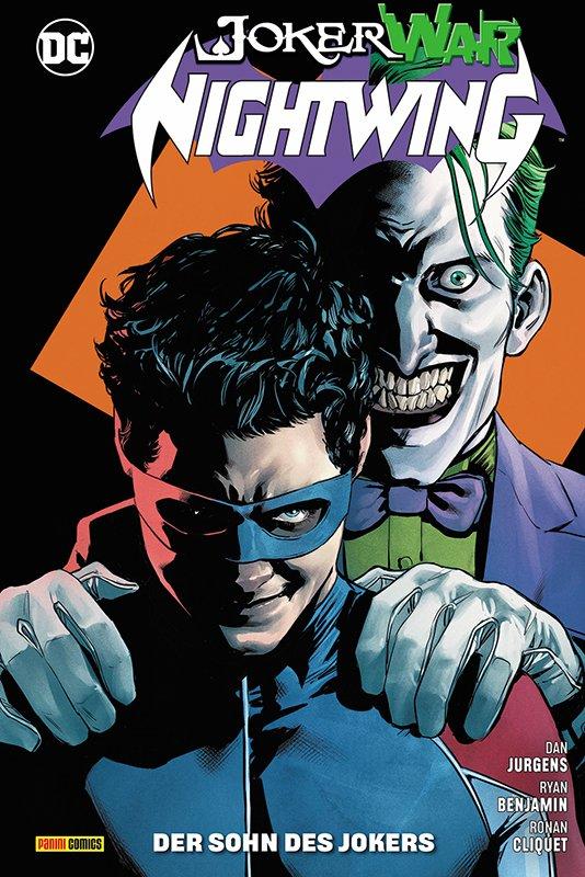 Nightwing (Rebirth) 11: Der Sohn des Jokers