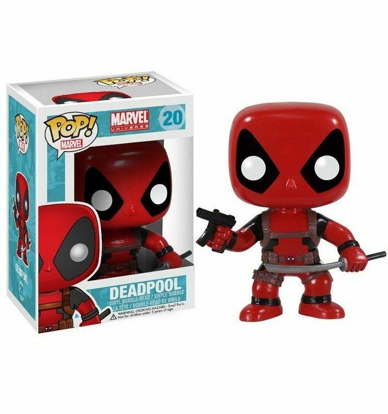Funko Pop! Marvel – Deadpool – 9cm