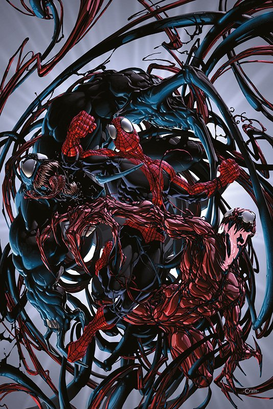 Venom vs. Carnage HC (444)