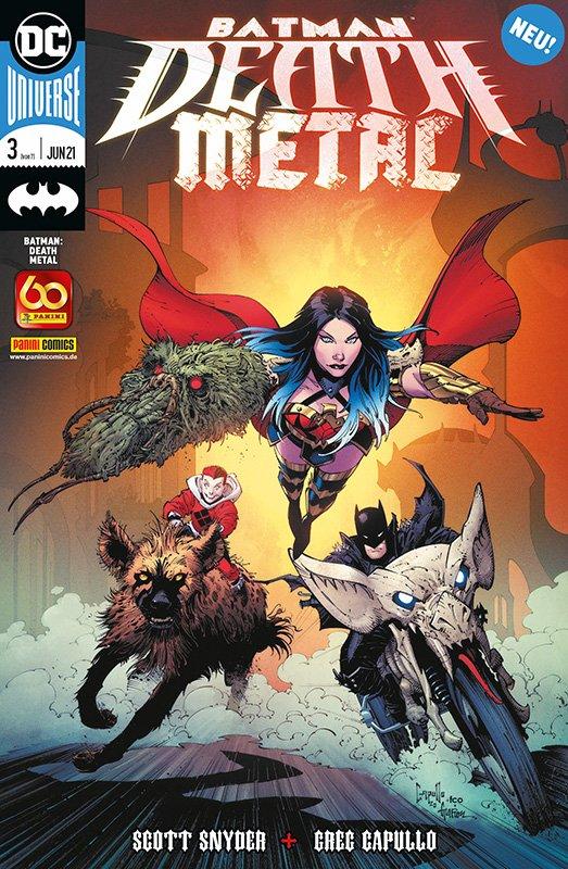Batman: Death Metal 3 (von 7)