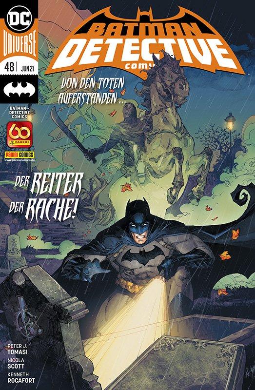 Batman – Detective Comics (Rebirth) 48