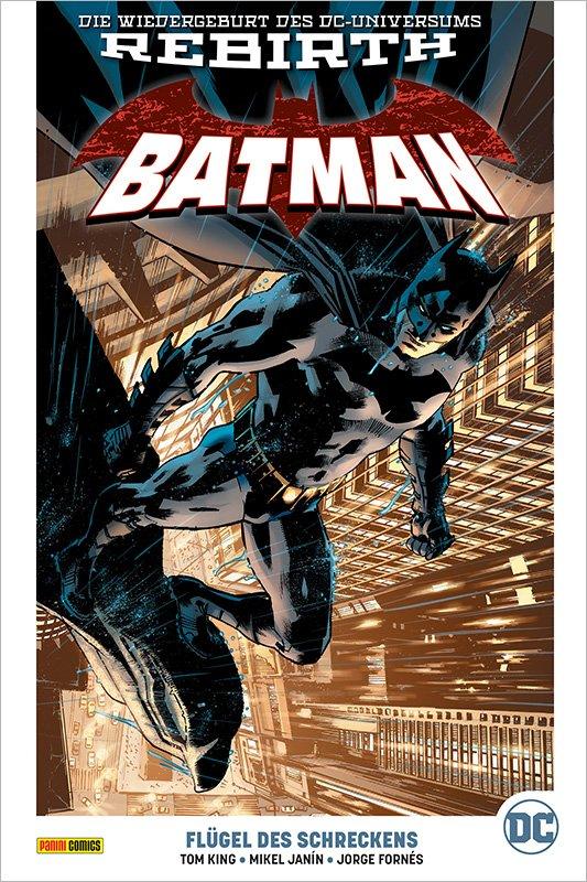 Batman (Rebirth) PB 9: Flügel des Schreckens HC (222)