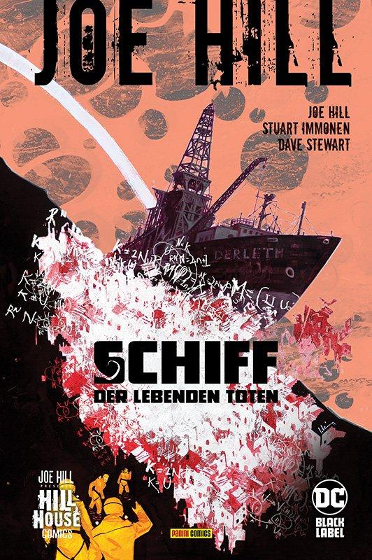 Joe Hill: Schiff der lebenden Toten HC (333)